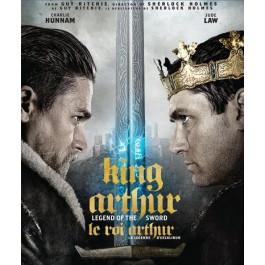 Guy Ritchie Kralj Arthur Legenda O Maču DVD