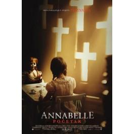 David F Sandberg Annabelle Početak DVD