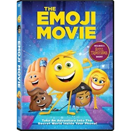 Tony Leondis Emoji Film DVD