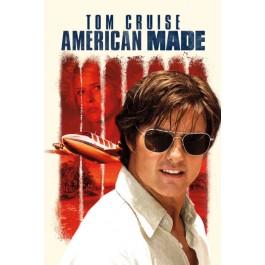 Doug Liman American Made DVD