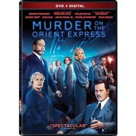 Kenneth Branagh Ubojstvo U Orient Expressu DVD