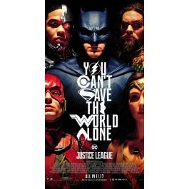 Zack Snyder Liga Pravde DVD