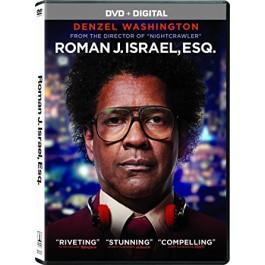 Dan Gilroy Roman J. Israel, Esq. DVD