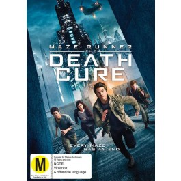 Wes Ball Labirint Lijek Smrti DVD