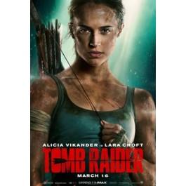 Roar Uthaug Tomb Raider DVD
