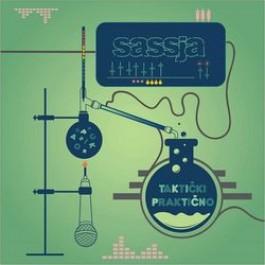 Sassja Taktički Praktično CD/MP3
