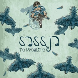 Sassja No Problemo CD/MP3