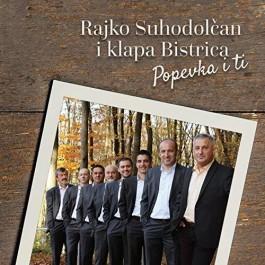 Rajko Suhodolčan I Klapa Bistrica Popevka I Ti CD/MP3