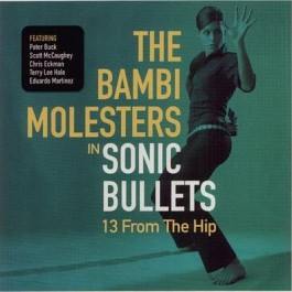 Bambi Molesters Sonic Bullets 13 From The Hip CD/MP3