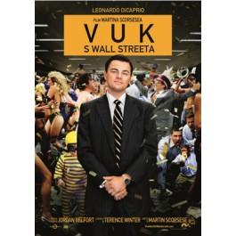 Martin Scorsese Vuk S Wall Streeta DVD