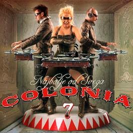 Colonia Najbolje Od Svega CD/MP3