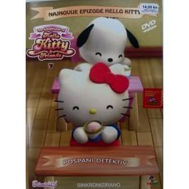 Hello Kitty Pospani Detektiv DVD