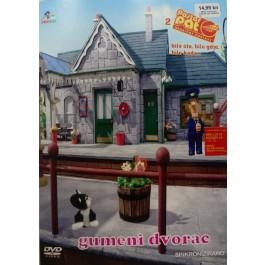 Poštar Pat Gumeni Dvorac 2 DVD