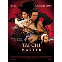 Woo-Ping Yuen Majstor Tai-Chija DVD