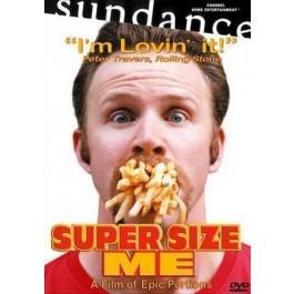 Movie Super Size Me, Super Veliki Ja DVD