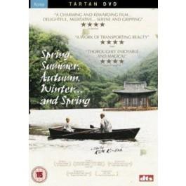Movie Proljeće, Ljeto DVD