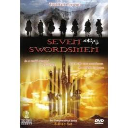Movie Seven Swords DVD