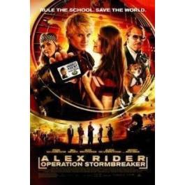 Geoffrey Sax Alex Rider Operacija Stormbraker DVD