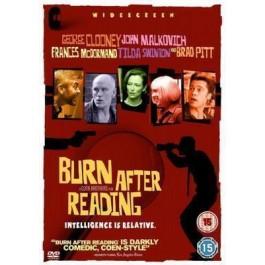 Joel Coen Ethan Coen Spaliti Nakon Čitanja DVD