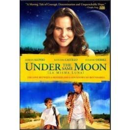 Patricia Riggen Ispod Istog Mjeseca DVD