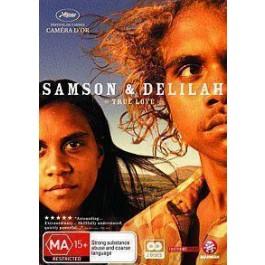 Warwick Thornton Samson & Delilah DVD