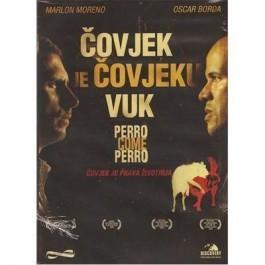 Carlos Moreno Čovjek Je Čovjeku Vuk DVD