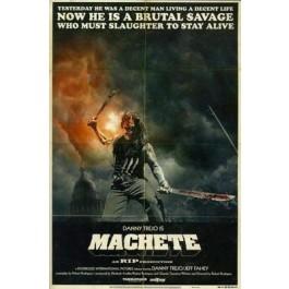 Robert Rodriguez Ethan Maniquis Machete DVD