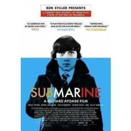 Richard Ayoade Podmornica DVD