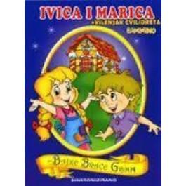 Crtić Ivica I Marica, Vilenjak DVD