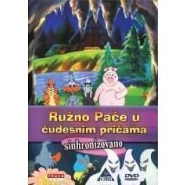 Movie Ružno Pače-U Čudesnim Prič DVD