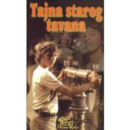 Vladimir Tadej Tajna Starog Tavana DVD