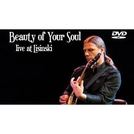 Bruno Mičetić Beauty Of Your Soul Live At Lisinski DVD