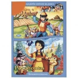 Crtić Tajna O Mulan, Mlada Pocahontas DVD2