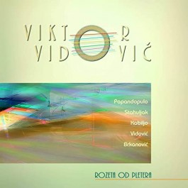 Viktor Vidović Rozeta Od Pletera CD/MP3