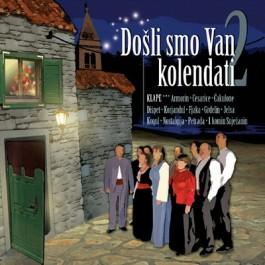Razni Izvođači Došli Smo Vam Kolendati 2 CD/MP3