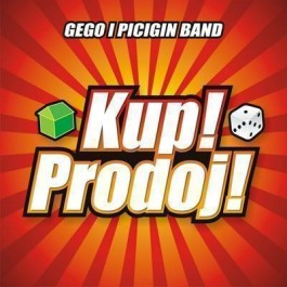 Gego & Picigin Band Kup Prodoj CD