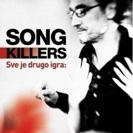Songkillers Sve Je Drugo Igra CD/MP3