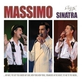 Massimo Massimo Sings Sinatra CD/MP3