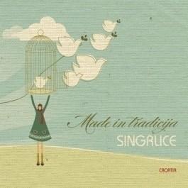 Singrlice Made In Tradicija CD/MP3