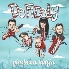 Defidely Glazbena Kutija CD/MP3