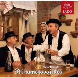Lado Pri Kumekovoj Kleti CD/MP3