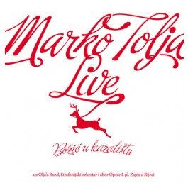 Marko Tolja Božić U Kazalištu CD/MP3