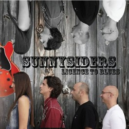 Sunnysiders License To Blues CD/MP3