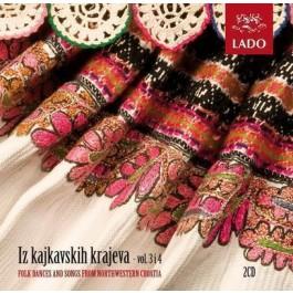 Lado Iz Kajkavskih Krajeva Vol. 3 I 4 CD2