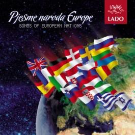 Lado Pjesme Naroda Europe CD/MP3