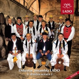 Lado U Društvu Svirača 2 CD/MP3
