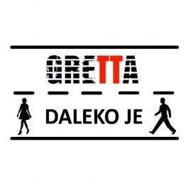 Gretta Daleko Je MP3