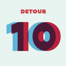Detour Detour10 CD/MP3