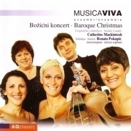 Musica Viva Božićni Koncert CD/MP3