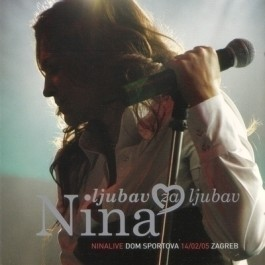 Nina Badrić Ljubav Za Ljubav Live Limited CD2/MP3